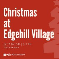 Christmas at Edgehill Village