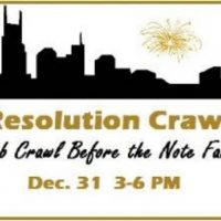 Resolution New Years Eve Pub Crawl