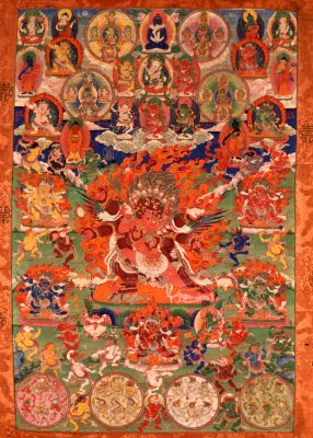 primary-Sand-Mandala-Painting-Featuring-the-Mystical-Arts-of-Tibet-1481039984