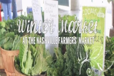 Winter Wednesday Market November 2016-April 2017