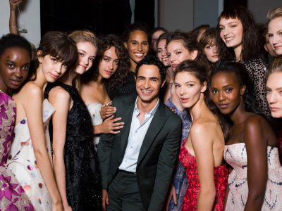 Zac Posen, Featured Designer, 2017 Symphony Fashion Show