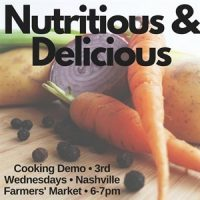 Save The Date | Nutritious & Delicious: Gluten Free Treats