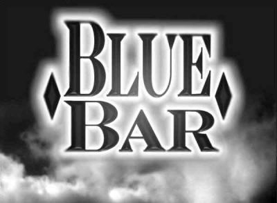 Blue Bar and Rack Room