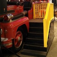 Discovery Center Permanent Exhibit | Fire Truck