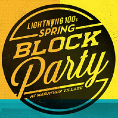 Lightning 100's 4th Annual Spring Block Party ft. The Delta Saints, Waker, Luthi & More