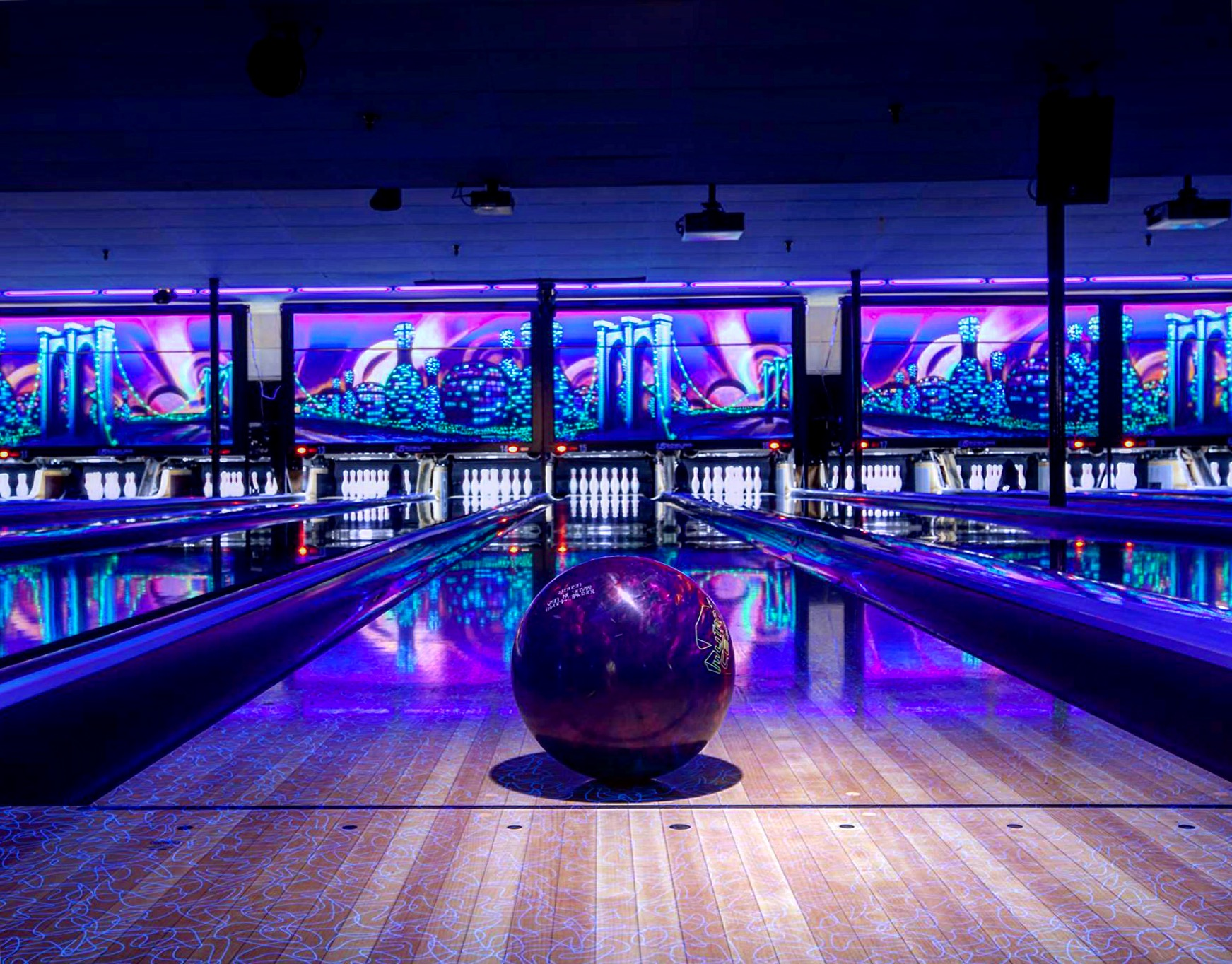 Adult Bowling Night Presented By Ashbash Entertainment