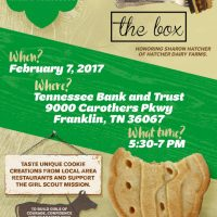 Girl Scout's of Middle Tennessee's Outside the Box