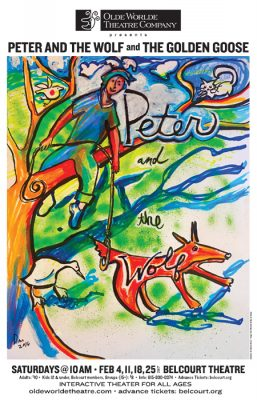 primary-Olde-Worlde-Theatre-presents--Peter-and-the-Wolf--plus--The-Golden-Goose--1483473960