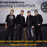 Rotary Benefit featuring Lonestar