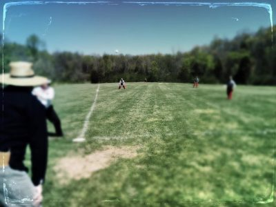 Vintage Base Ball: Mountain City v. Brentwood Travellers
