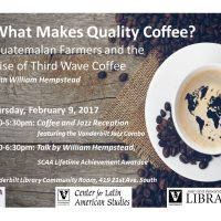 What Makes Quality Coffee?