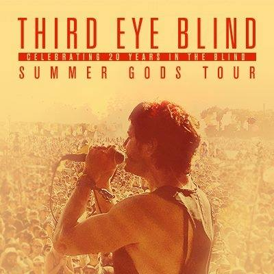 Third Eye Blind Summer Gods Tour W Special Guests