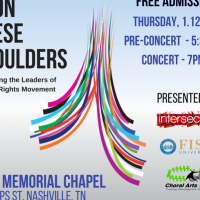 Upon These Shoulders | Celebrating the Leaders of the Civil Rights Movement
