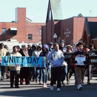 Why We March Youth Workshop