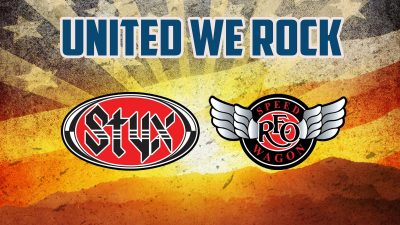 United We Rock Tour 2017   REO Speedwago, Styx and...