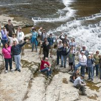 16th Annual Waterfall Tour by Friends of Edgar Evins State Park