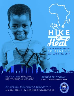 Hike 2 Heal | 5K Benefit
