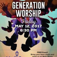 Music on Main Street ft. Generation Worship