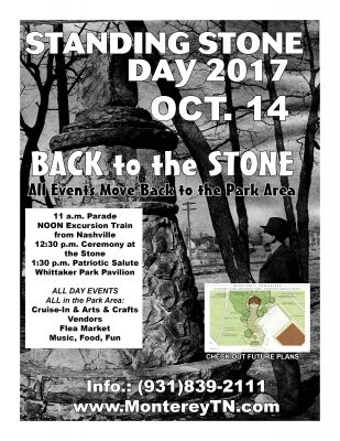 Standing Stone Day