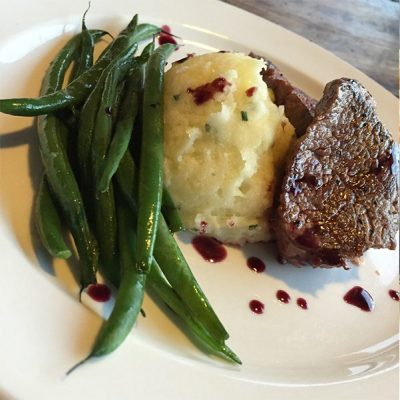Valentine's Day • Frothy Love 3 Course Dinner