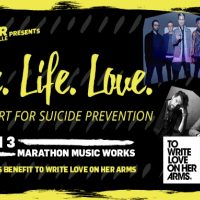 Life. Live. Love. A Concert for Suicide Prevention