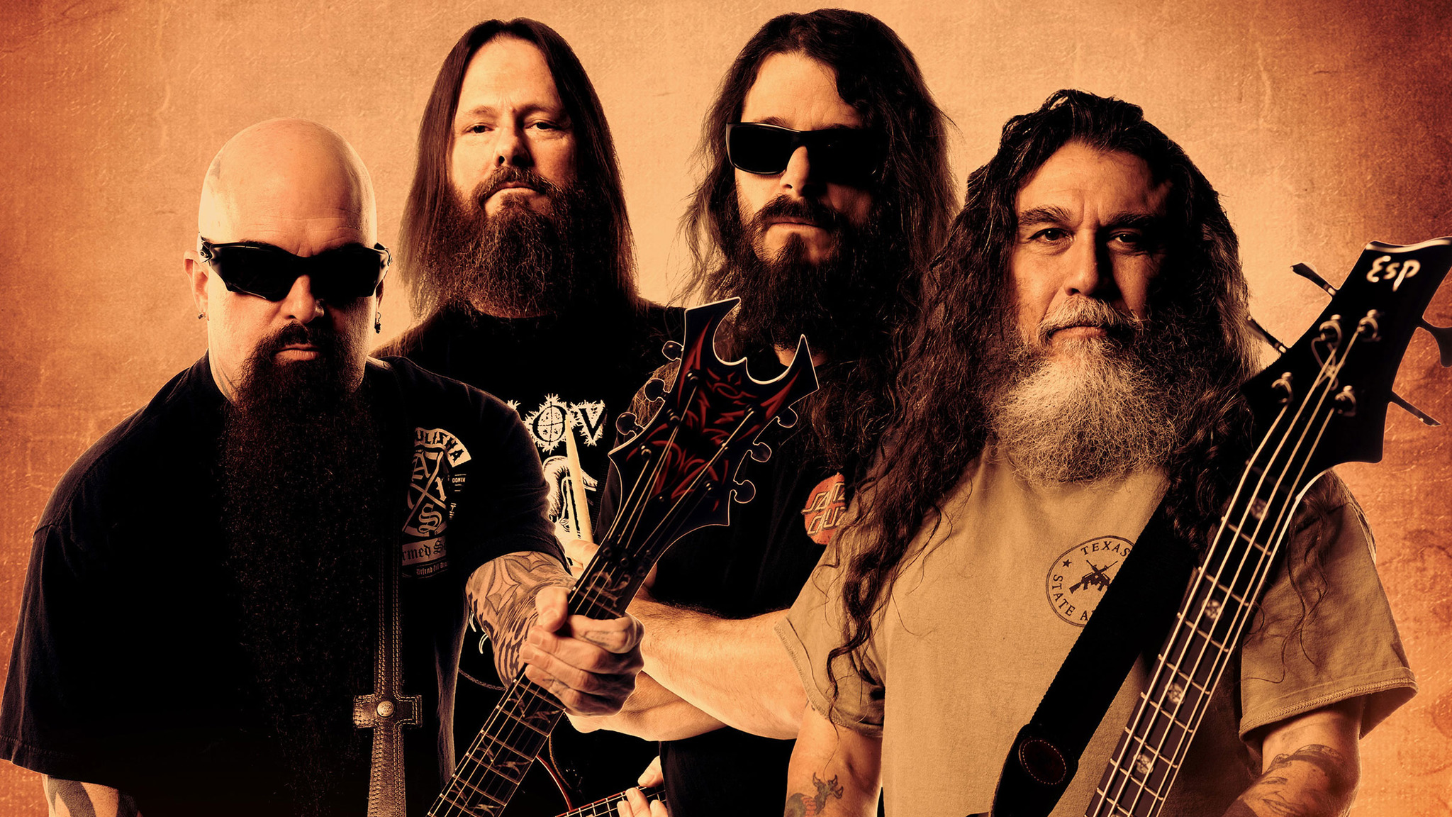 Slayer with Lamb of God and Behemoth
