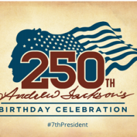 Andrew Jackson's 250th Birthday Celebration at The Hermitage