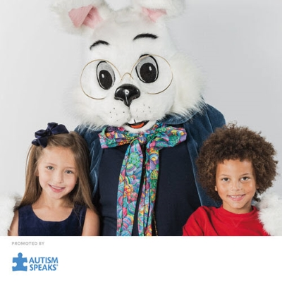 Easter Bunny at Opry Mills