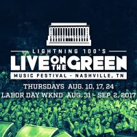 Live On the Green Music Festival in Nashville