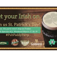 St. Patrick's Day at The Pub