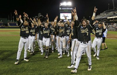 Vanderbilt Baseball vs. Texas A&M