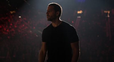 David Blaine at Ryman Auditorium
