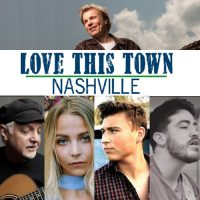 Lionel Cartwright & Friends present Love This Town