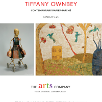 The Arts Company presents works by Tiffany Ownby