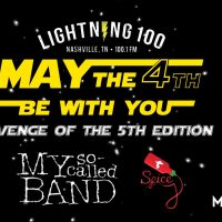 May The 4th Be With You: The Return of the 5th Edition at Marathon Music Works