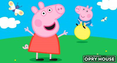 Peppa Pig Live! Peppa Pig's Surprise