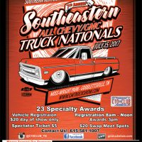 7th Annual Southeastern All Chevy/GMC Truck Nationals