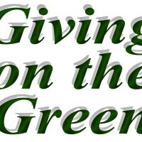 Giving on the Green Golf Tournament