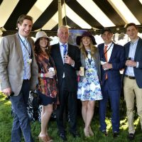 Iroquois Steeplechase Pre-Race Party
