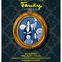 The Addams Family (A New Musical Comedy)