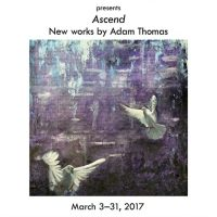 Ascend | New Works by Adam Thomas