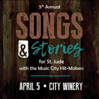 Songs and Stories for St. Jude with Chris DeStefano, Brett James, Jessi Alexander, Hillary Lindsey, Rivers Rutherford and Marcus Hummon