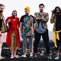 Young the Giant | Home of the Strange Tour with Coldwar Kids and Joywave