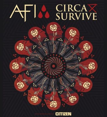 AFI and Circa Survive with Citizen