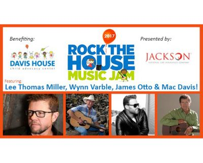 Rock the House at The Franklin Theatre