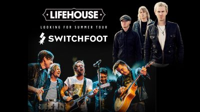 Lifehouse & Switchfoot: Looking for Summer Tou...