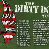 The Dead Daisies with Special Guests The Dives