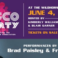Disco Party to end Alzheimer's at Wildhorse Saloon