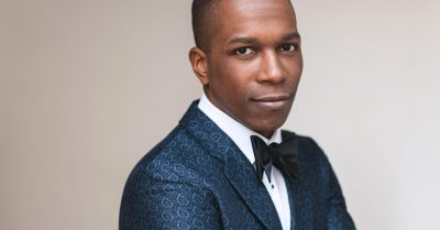 Leslie Odom, JR at TPAC