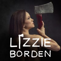 Lizzie Borden with The Raven